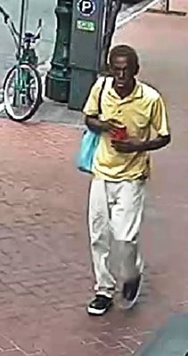 NOPD Looking for a Person of Interest in Shoplifting, Thefts