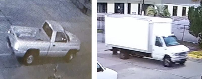 Vehicle Sought in Auto Theft on Old Gentilly Road