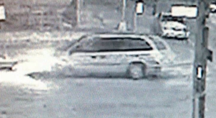 Vehicle, Suspect Sought for Armed Robberies and Attempted Rape