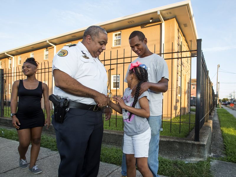 NOPD Announces Summer Curfew Hours for Kids