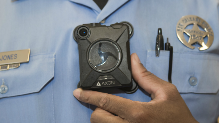 Internal Audit Shows NOPD Officers Turned On Their Body Worn Cameras Nearly 100 Percent Of The Time In 2016