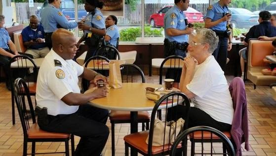 NOPD Invites Residents to Enjoy a Free Cup of Coffee with Patrol Officers this Saturday