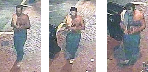 Photos of Robbery Suspect Released