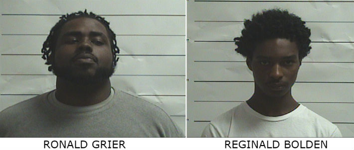 NOPD Arrests Two on Weapons Charges on Chrysler Street