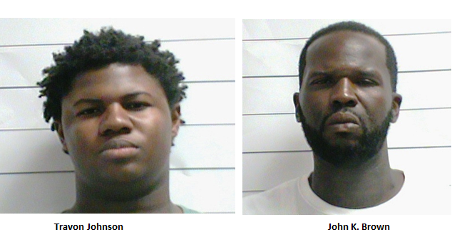 NOPD Arrests Two Robbery Suspects