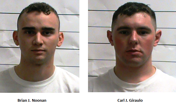 NOPD Arrests Two for Burglary, Criminal Damage to Property