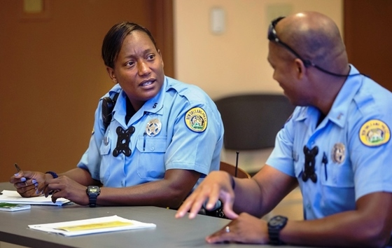 NOPD Provides EPIC Training Opportunity to Police and City Government Representatives