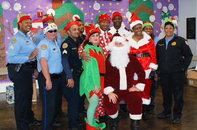 NOPD Second District's Annual Toy Drive Kicks Off This Week