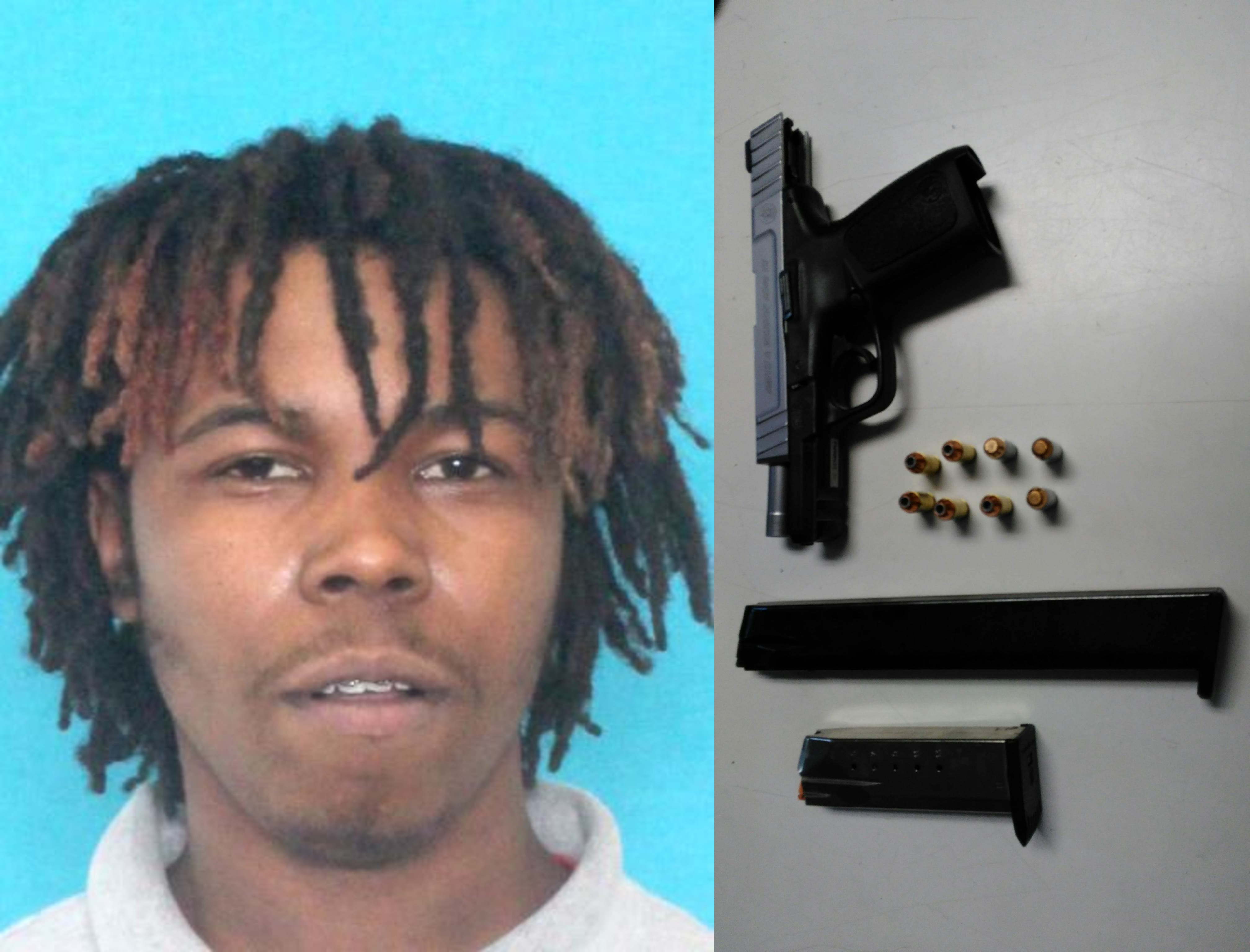Suspect Arrested for Aggravated Battery by Shooting on Michoud