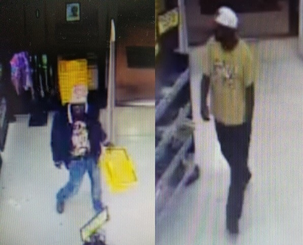 NOPD Searching for Two Third District Shoplifting Subjects