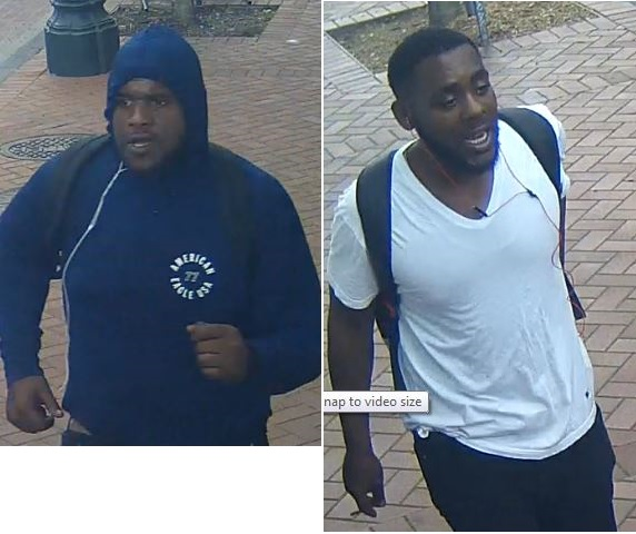 Persons of Interest Sought in Shooting at St. Joseph and Magazine Streets