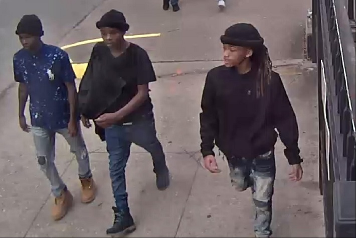 NOPD Searching For Three Suspects in Double Shooting on Union Street