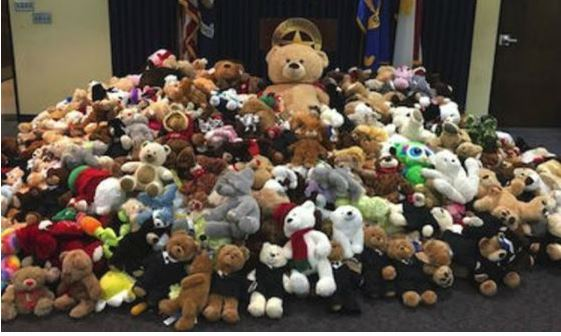 Fourth Annual Teddy Bear Program Now Accepting Donations